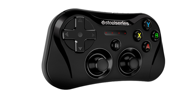 SteelSeries announces new wireless iOS gaming controller