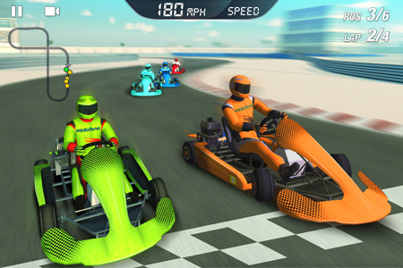 Go Karts Ultimate – Real Racing with Multiplayer