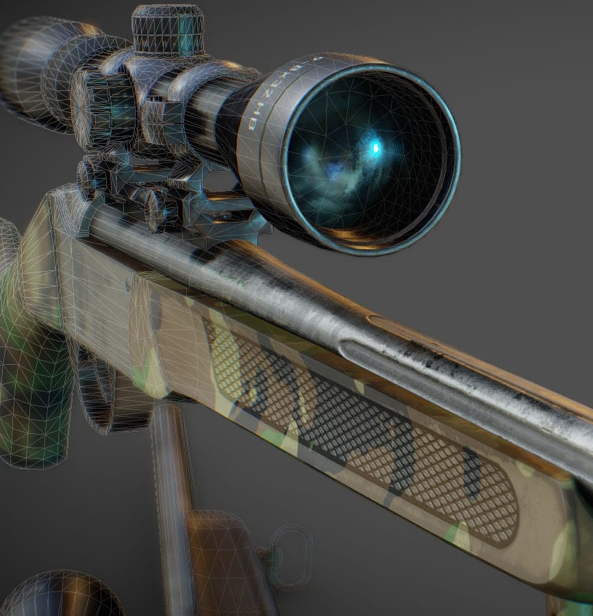 3D Art Game Development