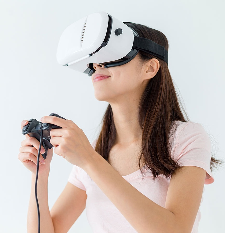 Virtual Reality Games & Apps Development Services